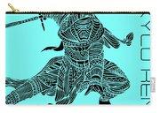 Kylo Ren - Star Wars Art - Blue Carry-all Pouch