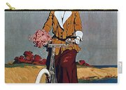Kynoch Cycles - Bicycle - Vintage Advertising Poster Carry-all Pouch