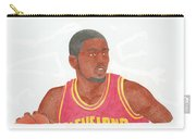 Kyrie Irving Carry-all Pouch by Toni Jaso
