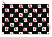 L-plate Wallpaper Carry-all Pouch