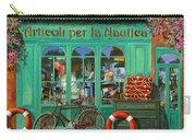La Bicicletta Rossa Carry-all Pouch