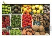 La Boqueria Produce Carry-all Pouch