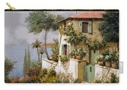 La Casa Giallo-verde Carry-all Pouch