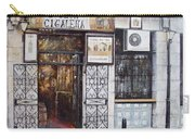 La Cigalena Old Restaurant Carry-all Pouch by Tomas Castano