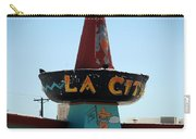 La Cita In Tucumcari On Route 66 Nm Carry-all Pouch