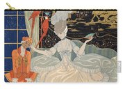 La Comtesse From Personages De Comedie Carry-all Pouch