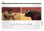 La Corrida Carry-all Pouch
