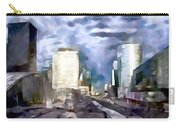 Paris La Defense Carry-all Pouch