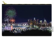 La Dodger Fireworks Carry-all Pouch