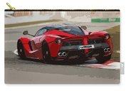 La Ferrari - Rear View Carry-all Pouch