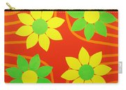 La Flor De La Vida Carry-all Pouch