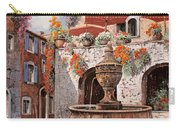 la fontana a St Paul de Vence Carry-all Pouch