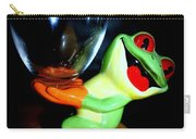 La' Frog  Carry-all Pouch