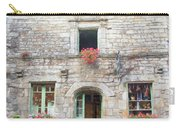 La Gacilly, Morbihan, Brittany, France, Shop Carry-all Pouch
