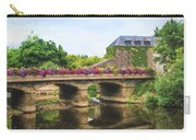 La Gacilly, River Aff, Brittany, France Carry-all Pouch