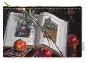La Gioconda  Carry-all Pouch