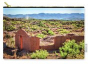La Luz Pottery Ruins Carry-all Pouch