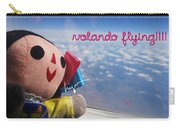 La Mexicanita Flying Carry-all Pouch