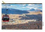 La Paz Cable Car Carry-all Pouch