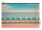 La Promenade Carry-all Pouch by Delphimages Photo Creations