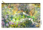 La Provence 07 Carry-all Pouch by Miki De Goodaboom