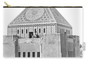 La Public Library Tower Mosaic Carry-all Pouch