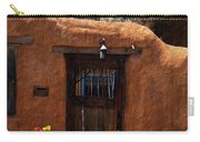 La Puerta Marron Vieja - The Old Brown Door Carry-all Pouch