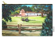 La Purisima With Fence Carry-all Pouch