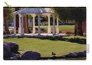 La Quinta Park Lake And Gazebo Carry-all Pouch