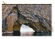 La Roca Foradada - Of L'estartit Carry-all Pouch