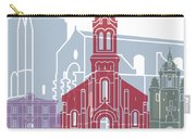 La Rochelle Skyline Poster Carry-all Pouch