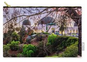 L A Skyline With Griffith Observatory - Panorama Carry-all Pouch