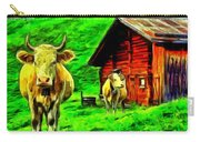La Vaca Carry-all Pouch