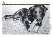 Labrador Samy Carry-all Pouch