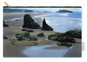 Labyrinths At Bandon Beach Carry-all Pouch