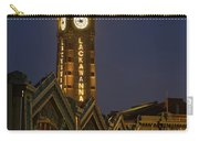 Lackawanna Clock Tower Carry-all Pouch