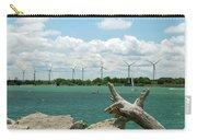Lackawanna Wind Farm 5079 Carry-all Pouch
