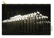 Lacma Lights Haze 1 Carry-all Pouch