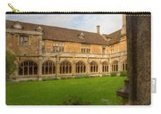 Lacock Abbey Cloisters 1 Carry-all Pouch