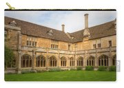 Lacock Abbey Cloisters 2 Carry-all Pouch