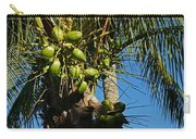 Laden Palm Tree Carry-all Pouch