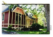 Ladies Library Brewster Ma Carry-all Pouch