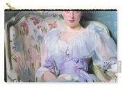 Lady Agnew Carry-all Pouch