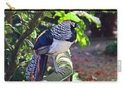Lady Amherst's Pheasant Carry-all Pouch