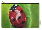 Lady Bug II Carry-all Pouch