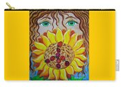 Lady Bug Peace Carry-all Pouch