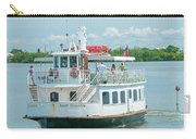 Lady Chadwick Boat - Cabbage Key Island, Florida Carry-all Pouch