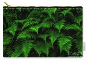 Lady Ferns Carry-all Pouch