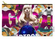 Lady Gaga Graphic Art Carry-all Pouch