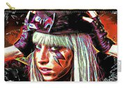 Lady Gaga Carry-all Pouch